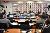 BRASILIA, DF – 21.06.2016 – COMISSÃO–IMPEACHMENT – O deputado e ex-ministro da Secretária de Direitos Humanos, Pepe Vargas, durante reunião da Comissão na tarde desta terça-feira, 21, no Senado Federal(Foto: Ricardo Botelho/Brazil Photo Press)