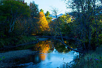 Ausable River, Adirondack Forest Preserve, New York
