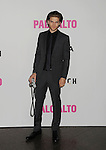 LOS ANGELES, CA- MAY 05: Actor Keegan Allen arrives at Tribeca Film's 'Palo Alto' - Los Angeles Premiere at the Director's Guild of America on May 5, 2014 in Los Angeles, California.