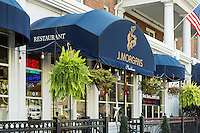 J Morgans Steakhouse, Montpelier, Vermont, USA.