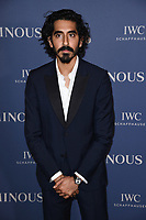 LONDON, UK. October 01, 2019: Dev Patel at the Luminous Gala 2019 at the Roundhouse Camden, London.<br /> Picture: Steve Vas/Featureflash