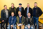 Pictured at the first Kerry meeting discussing the 'Beef Plan 2018-2025 at Kenmare: Co-op Mart on Tuesday evening 'Seated l-r: Alan O'Brien, Eamonn Corley (Chairman, Meath) and Sean Griffin. Back l-r: David Murphy, James Kelly, Dan McCarthy, Jason Fitzgerald and Dermot O'Brien.