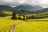 Piatra Fantanele, Transylvania, Romania