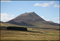 BNPS.co.uk (01202 558833)<br /> Pic: WildGuideScotland/BNPS<br /> <br /> Long walk up Morven in Caithness.<br /> <br /> Scotland's stunning unspoiled scenery is being shown in a whole new light in a book that reveals the hidden gems off the beaten track north of the border.<br /> <br /> Three young photographers travelled the width and breadth of Scotland and snapped 750 picturesque places which include shimmering lochs, ancient forests, lost ruins, hidden beaches, secret islands, dramatic cliffs, tiny glens and mysterious grottoes. <br /> <br /> Friends Kimberley Grant, David Cooper and Richard Gaston, all in their late 20s, have spent the past two years exploring lesser known idyllic spots which they are keen to bring to a wider audience.