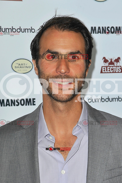 Ben Silverman at the premiere of Morgan Spurlock's 'Mansome' at the ArcLight Cinemas on May 9, 2012 in Hollywood, California. ©mpi35/MediaPunch Inc.