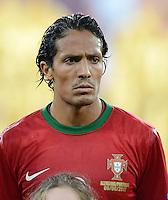 FUSSBALL  EUROPAMEISTERSCHAFT 2012   VORRUNDE Deutschland - Portugal          09.06.2012 Bruno Alves (Portugal)