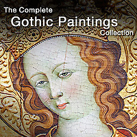Pictures & images of museum Gothic Paintings & fresco wall art