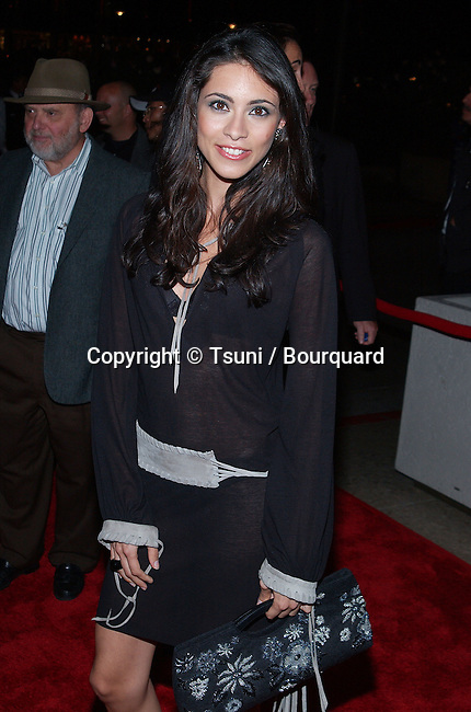 Maria Elena Laas arriving at the Premiere of Hot Chick at the Century Plaza Theatre in Los Angeles. December 2, 2002.             -            LaasMariaElena032.jpg