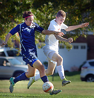 Council Rock North at Pennnsbury Soccer