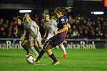 UEFA Women's Champions League 2018/2019.<br /> Quarter Finals.<br /> FC Barcelona vs LSK Kvinner FK: 3-0.<br /> Mariona Caldentey.