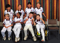 Year 6 Leopards. Eastern Suburbs Cricket Club junior team photos at Easts Cricket clubrooms, Kilbirnie, Wellington, New Zealand on Monday, 6 March 2017. Photo: Dave Lintott / lintottphoto.co.nz