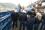 Committee during the Cody Stampede event in Cody, WY - 7.3.2019 Photo by Christopher Thompson