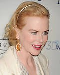 LOS ANGELES {CA} - JANUARY 12: Nicole Kidman  attends the Gold Meets Gold Event, held at the Equinox Sports Club Flagship West Los Angeles location on Saturday, January 12, 2013 in Los Angeles, California.