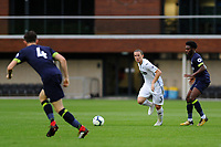 Monday 20th August 2018<br /> Pictured: Swansea City's Aaron Lewis<br /> Re: Swansea City U23 v Derby County U23 Premier League 2 match at the Landore Training facility, Swansea, Wales, UK