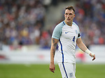 England's Phil Jones in action during the Friendly match at Stade De France Stadium, Paris Picture date 13th June 2017. Picture credit should read: David Klein/Sportimage