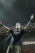 Jun 11, 2005: CHIMAIRA - Download Festival Day2 - Donington Park UK