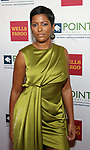 Tamron Hall attends the 2018 Point Honors New York Gala at The Plaza on April 9, 2018 in New York City.