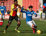 Abdul Osman and Harry Forrester