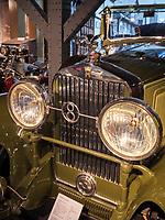 Automuseum PS.Speicher, Einbeck, , Niedersachsen, Deutschland, Europa<br /> Oldtimer Museum PS Speicher, Einbeck, Lower Saxony, Germany, Europe