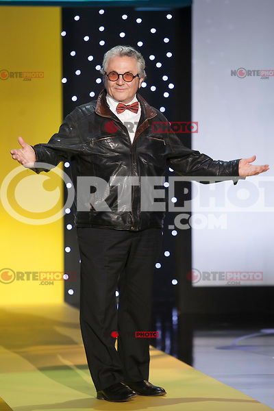 George Miller receives the Donostia Best Film award during the 63rd Donostia Zinemaldia opening ceremony (San Sebastian International Film Festival) in San Sebastian, Spain. September 18, 2015. (ALTERPHOTOS/Victor Blanco) /NortePhoto.com