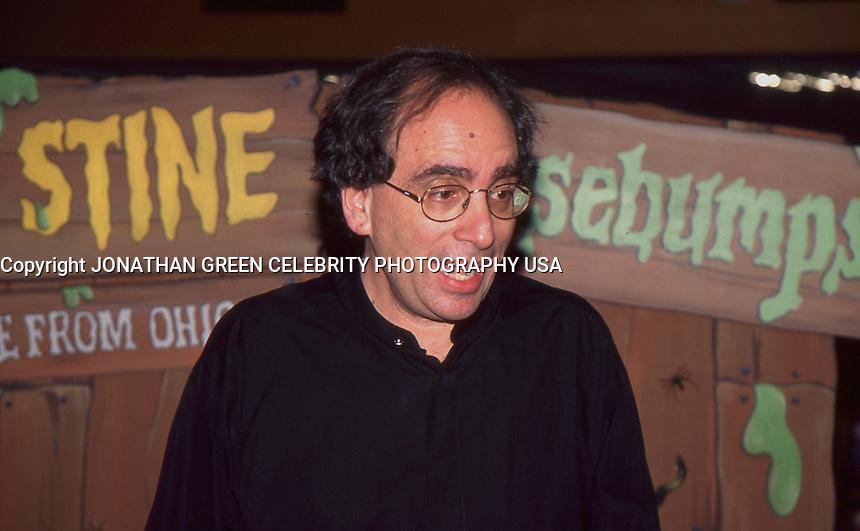 R.L. Stine 1997 by Jonathan Green