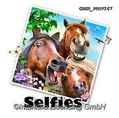 Howard, SELFIES, paintings+++++Horsing around,GBHRPROV167,#Selfies#, EVERYDAY
