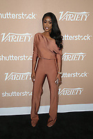 LOS ANGELES, CA - DECEMBER 1: Cleopatra Bernard, at Variety's 2nd Annual Hitmakers Brunch at Sunset Tower in Los Angeles, California on December 1, 2018.     <br /> CAP/MPI/FS<br /> &copy;FS/MPI/Capital Pictures