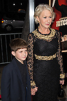 "November 20, 2012 - Beverly Hills, California - Felix Mirren and Helen Mirren at the ""Hitchcock"" Los Angeles Premiere held at the Academy of Motion Picture Arts and Sciences Samuel Goldwyn Theater. Photo Credit: Colin/Starlite/MediaPunch Inc"
