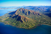 Le Mont Dore (772m d'altitude) et la baie de Plum