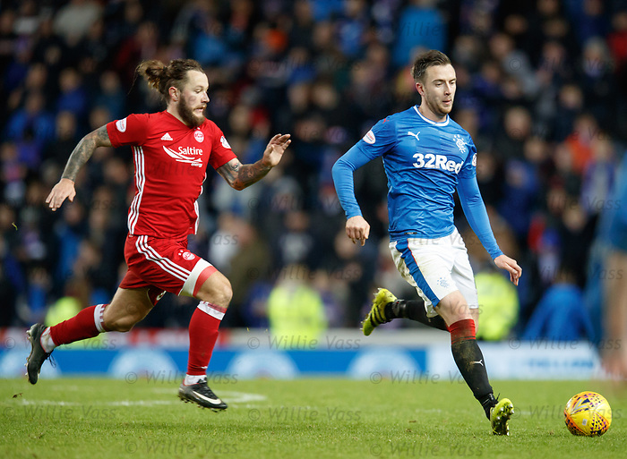 Stevie May and Danny Wilson