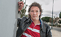 Former Celtic player Jorge Cadete who is now living with his parents after losing his fortune earned as a footballer.