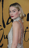 December 04, 2018 Margot Robbie attend Focus Features &amp; Working Title presents premiere of Mary Queen of Scots at the Paris Theater in New York. December 04, 2018  <br /> CAP/MPI/RW<br /> &copy;RW/MPI/Capital Pictures
