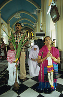 "S?dasien Asien Indien IND Tamil Nadu Vellankanni .roemisch katholische Kathedrale der Jungfrau Maria und einzigartig Pilgerort f?r Christen Hindus Muslime , Wallfahrtsort und Glaube an Wunder -  Religion Christentum interreligioeser Dialog heilig Kathedrale symbolisch grafisch xagndaz | .South Asia India  Tamil Nadu Vellankanni .roman catholic cathedral Our lady of good health , a holy pilgrimage place for christians , muslims , hindus as all expect wonder -  religion christianity christian cross church belief creed interreligious dialogue spirit .| [ copyright (c) Joerg Boethling / agenda , Veroeffentlichung nur gegen Honorar und Belegexemplar an / publication only with royalties and copy to:  agenda PG   Rothestr. 66   Germany D-22765 Hamburg   ph. ++49 40 391 907 14   e-mail: boethling@agenda-fototext.de   www.agenda-fototext.de   Bank: Hamburger Sparkasse  BLZ 200 505 50  Kto. 1281 120 178   IBAN: DE96 2005 0550 1281 1201 78   BIC: ""HASPDEHH"" ,  WEITERE MOTIVE ZU DIESEM THEMA SIND VORHANDEN!! MORE PICTURES ON THIS SUBJECT AVAILABLE!! INDIA PHOTO ARCHIVE: http://www.visualindia.net ] [#0,26,121#]"