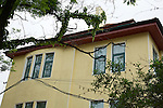Butterfield & Swire Agent's Residence.  Upper Floor West Elevation From Jiangsu Road, Qingdao (Tsingtao).
