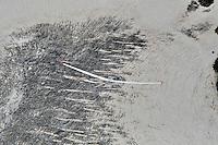 ASH25 im Gebirge: FRANKREICH, 11.08.2010 Eigenstartfaehiges doppelsitziges Segelflugzeug der offenen Klasse im Gebirge - Aufwind-Luftbilder Stichworte: Frankreich, Hautes Alpes,  Segelflugzeug, Flugzeug, fliegen, fliegt, fliegend, Flug, Segelflug, Segelfliegen, Sport, Sportart, Luftsport, Luftsportgeraet, Geraet, Fluggeraet, offen, offene, Klasse, ASH 25  Mi, eigen, selbst, ohne, Hilfe, startfaehig, startfaehiges, Fluegelspannweite, Fluegel, lang, lange, Spannweite, Meter, Gleitflug, gleiten, gleitet, Motorsegler, Freizeit, Hobby, KFK, GFK, Kohlefaser, Glasfaser, Massif des Ecins, Gebirge, Alpen, Hochgebirge, Gletscher, Glescherspalte