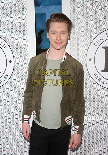 """28 May 2019 - Los Angeles, California - Calum Worthy. Hayley Orrantia Celebrates New EP """"The Way Out"""" held at The Harmonist.   <br /> CAP/ADM/FS<br /> ©FS/ADM/Capital Pictures"""