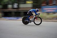 Lotta Lepistö (FIN)<br /> <br /> Women TT<br /> UCI Road World Championships / Richmond 2015
