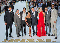 Magic Mike XXL European Film Premiere - 30/06/2015