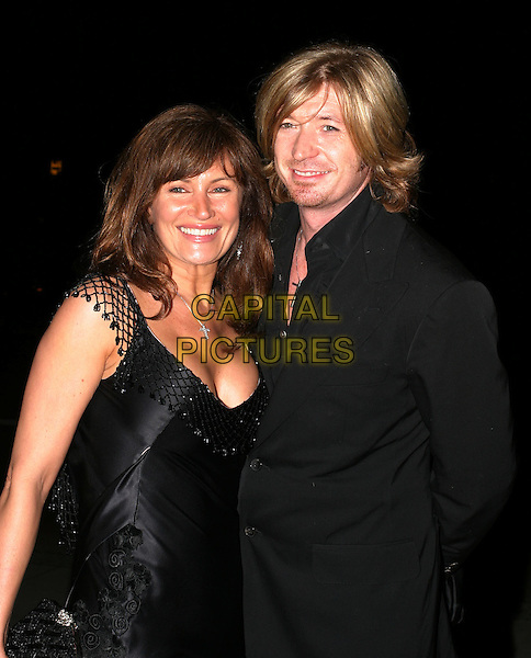 NICKY CLARKE.Bafta Awards - British Academy Awards.15 February 2004.half length, half-length.www.capitalpictures.com.sales@capitalpictures.com.© Capital Pictures.