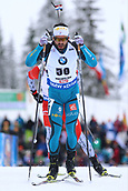 8th December 2017, Biathlon Centre, Hochfilzen, Austria; IBU Biathlon World Cup; Simon Fourcade
