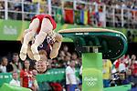 Río 2016 Team Chile Gimnasia Artistica Salto Tomás González