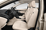 Front seat view of 2018 Ford Focus SE 5 Door Hatchback Front Seat  car photos