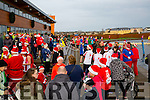 Enjoying the Santa 5km run in memory of Fiona Moore in aid of Heart Children Ireland at the Tralee Wetlands