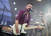 Acapulco, Guerrero., 02/06/2014, El cantante Juanes en concierto del Festival Acapulco 2014.