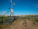 Community well for agricultural use Saskatchewan Canada