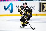 Stockholm 2013-12-07 Ishockey Elitserien AIK - Skellefte&aring; AIK :  <br /> AIK:s Jonathan Andersson <br /> (Foto: Kenta J&ouml;nsson) Nyckelord:  AIK Skellefte&aring; SAIK portr&auml;tt portrait