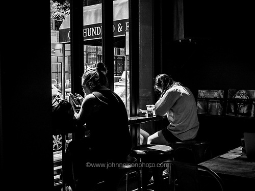 Ground Central Coffee, New York