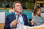 BRUSSELS - BELGIUM - 10 October 2019 -- iEER Final conference as part of European Week of Regions and Cities - The Hacking Growth – boosting entrepreneurial ecosystems in European regions. -- Michael McQuillan, Chief Executive at Enterprise Northern Ireland. -- PHOTO: Juha ROININEN / EUP-IMAGES