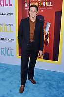 """BEVERLY HILLS, CA - AUGUST 07: Sam Jaeger attends the LA Premiere of CBS All Access' """"Why Women Kill"""" at Wallis Annenberg Center for the Performing Arts on August 07, 2019 in Beverly Hills, California.<br /> CAP/ROT<br /> ©ROT/Capital Pictures"""