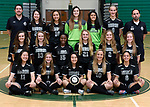 3-30-17, Huron High School girl's varsity soccer team